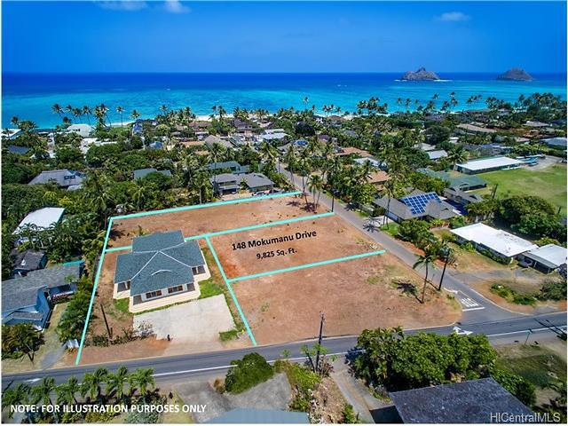 Photo of 148 Mokumanu Dr, Kailua, HI 96734